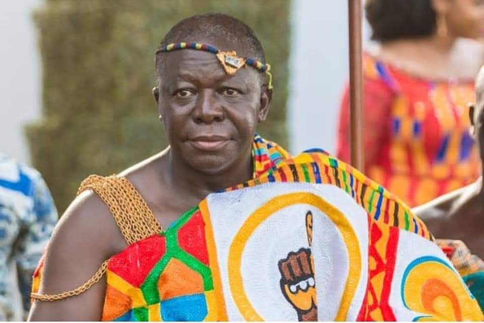 """""""Do more to protect Ghana's forests"""" – Asantehene urges Forestry Commission"""