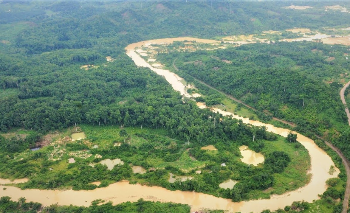 """Government marks rivers and forest reserves as """"Red Zones"""" for mining"""